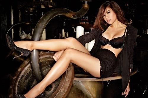 Bowie Atthama Chiwanitchaphan - สาวไทย 6