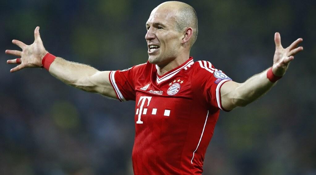 ร็อบเบน Arjen Robben ฟุตบอล