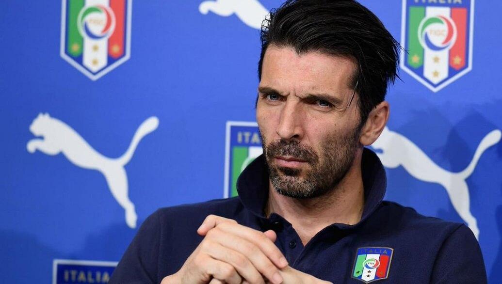 จานลุยจิ Gianluigi Buffon ฟุตบอล