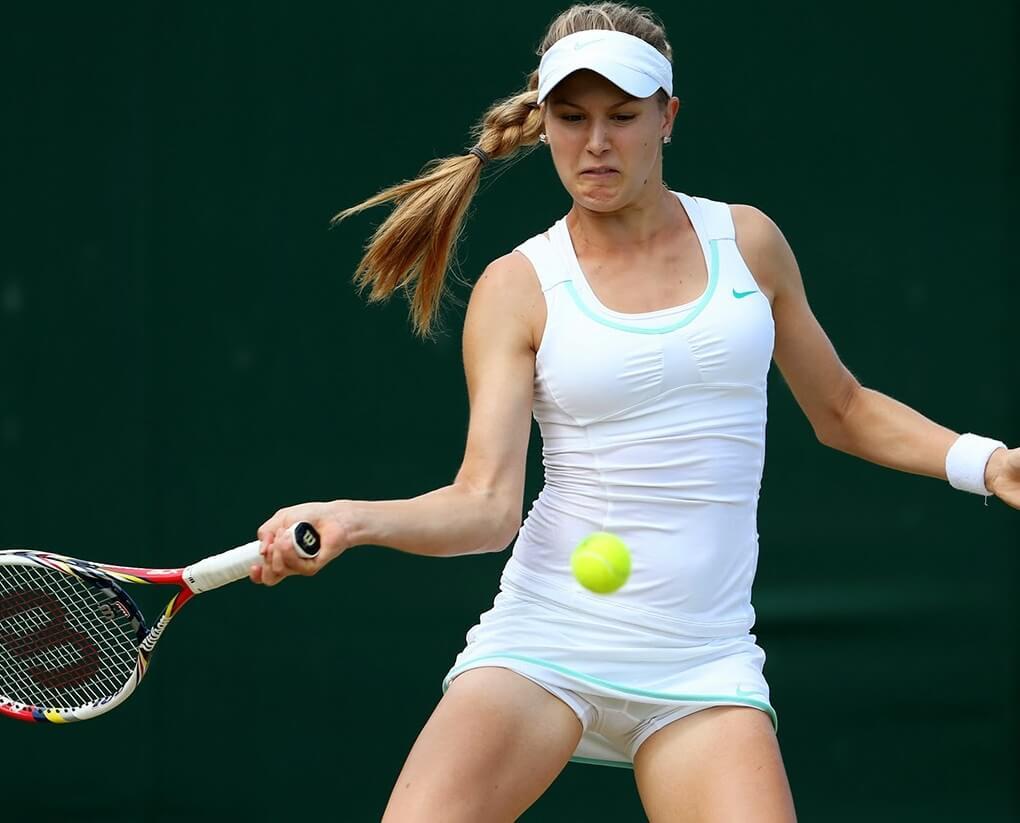 บูชาร์ด Eugenie Bouchard เทนนิส