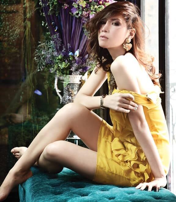 Panika Vorraboonsiri | สาวไทย 1