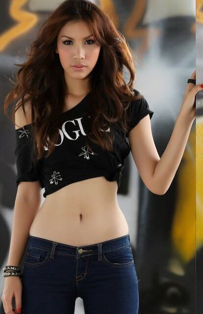 Panika Vorraboonsiri | สาวไทย 10