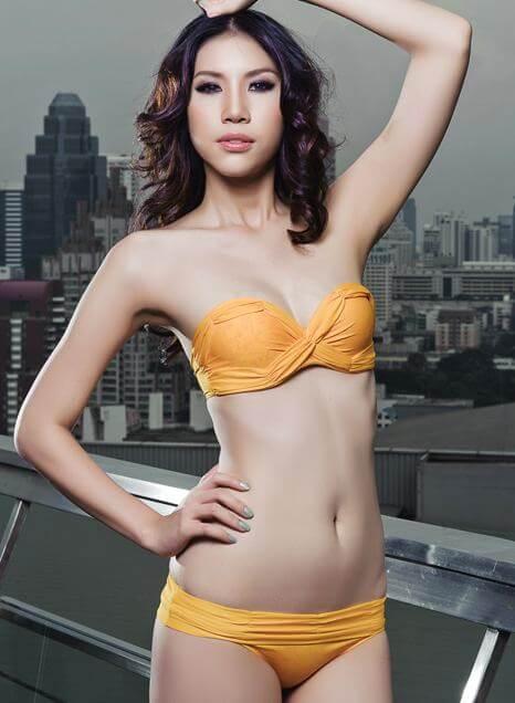 Panika Vorraboonsiri | สาวไทย 4